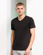 Men`s Feel Good Stretch V-Neck T